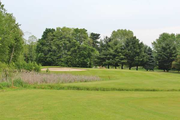 Windmill Lakes Golf Club - 17th