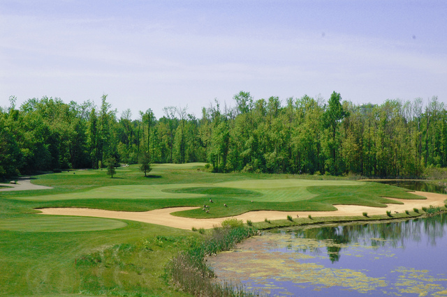 Cumberland Trail Golf Club - hole 17