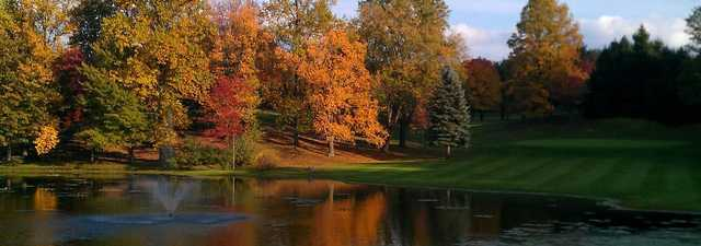 Paradise Lake CC