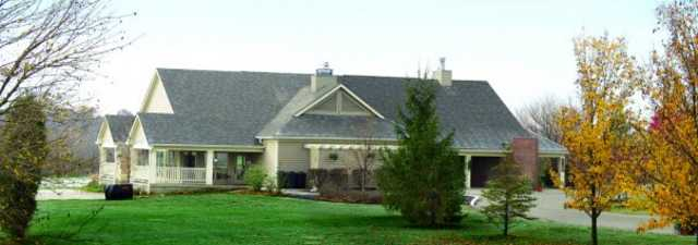 Pipestone GC: clubhouse