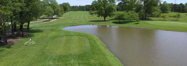Willow Run GC: #10