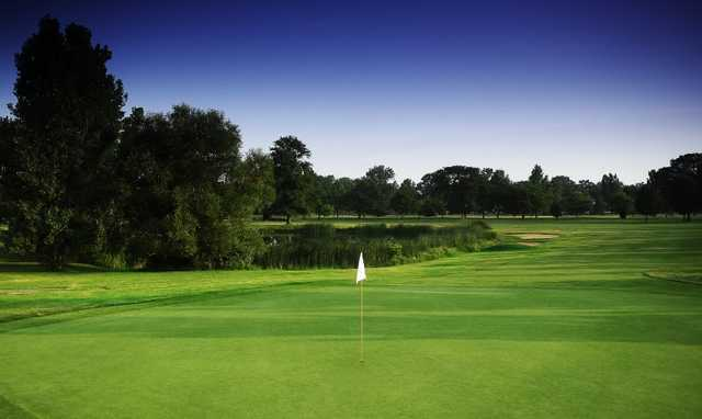 Briardale Greens Golf Course in Euclid
