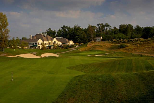 Ivy Hills Country Club In Cincinnati