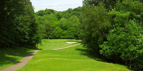 Sharon Woods Golf Course In Cincinnati