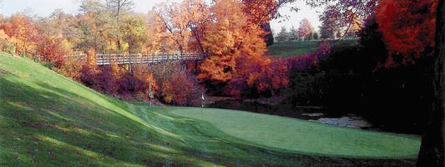 Ridge Top Golf Course in Medina