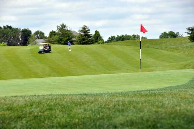 Legendary Run Golf Club In Cincinnati