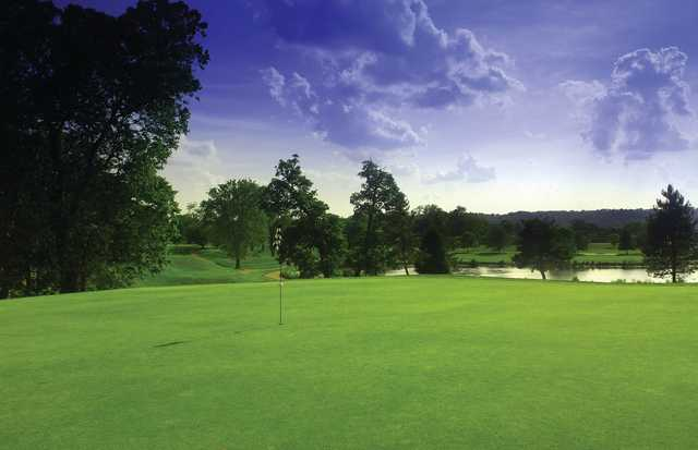 California Golf Course In Cincinnati