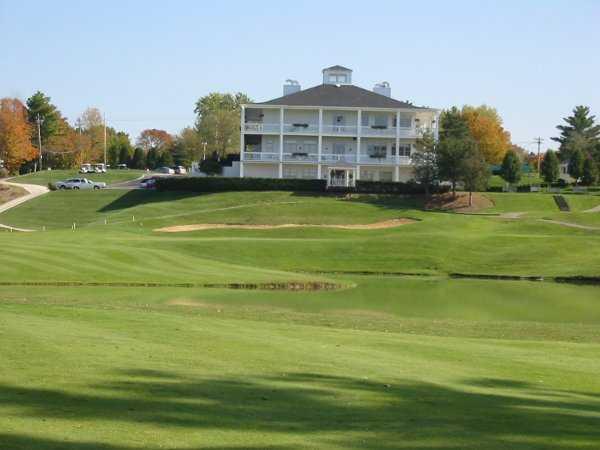 Pebble Creek Golf Course In Cincinnati