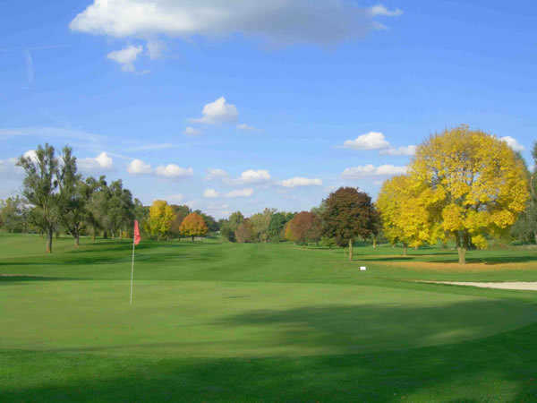 Liberty Hills Golf Club In Bellefontaine