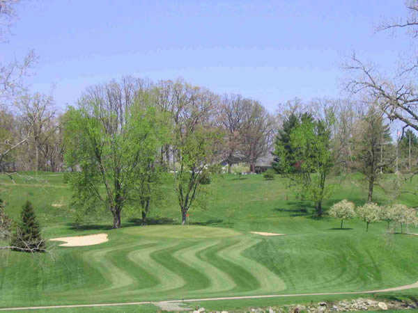 Liberty hills golf club in bellefontaine for Liberty hills