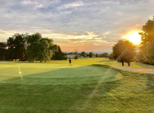 11++ Beckett ridge golf ohio information