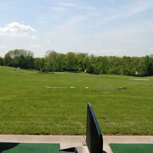 Meadow Links & Golf Academy: Driving range