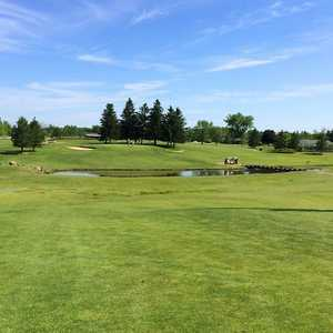 Cossett Creek GC: #7
