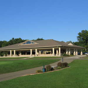 Apple Valley GC: Clubhouse