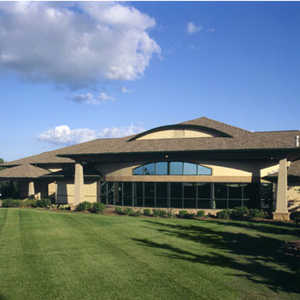 Beavercreek GC: clubhouse