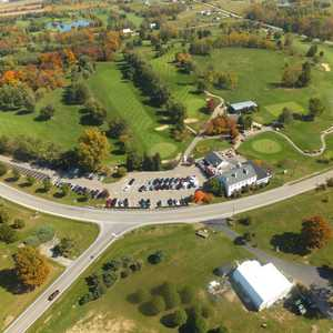 Snow Hill CC: aerial view