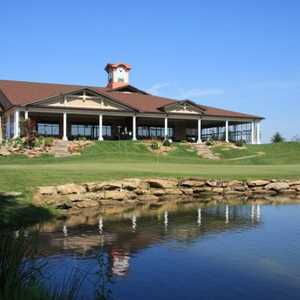 Quarry GC: clubhouse