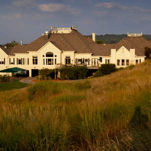 Ivy Hills CC: clubhouse