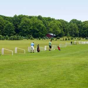 Fox Den GC: driving range