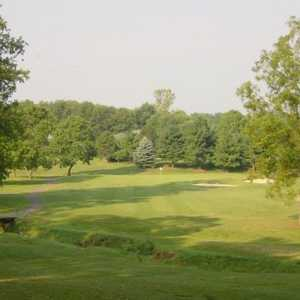 Mansfield, OH golf courses