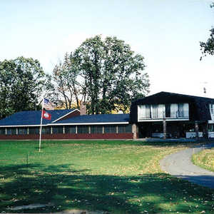 Kings Mill GC: Clubhouse