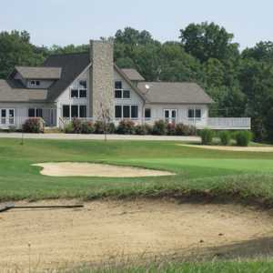 Lindale GC: Clubhouse