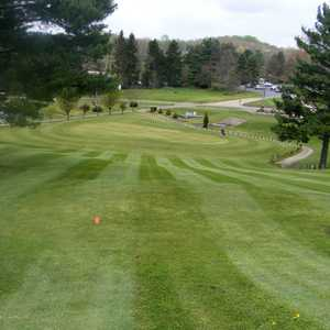 Spring Valley CC: #9