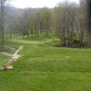 Spring Valley CC: #14