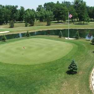 Sycamore Springs GC: #5