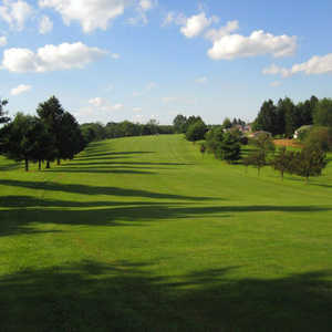 White at Great Trail GC: #9