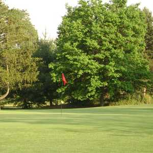 Red at Bob O' Link GC