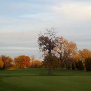 Spuyten Duyval GC: Fall Colors