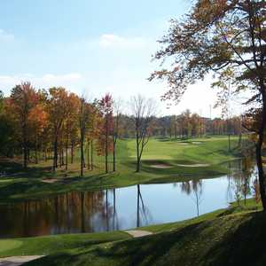 Boulder Creek GC in the fall