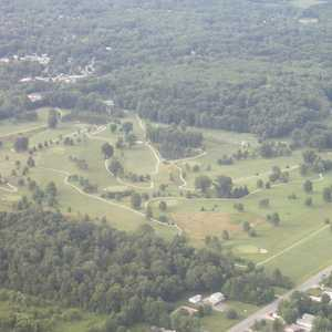 Eagles Nest GC: Aerial view