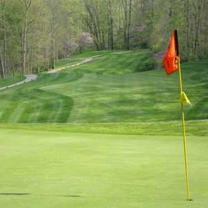Hickory Woods GC: #12