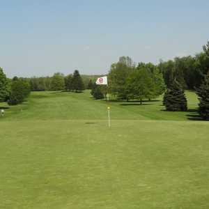 Oak Knolls GC: #9