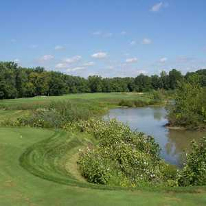 Cooks Creek GC: #2