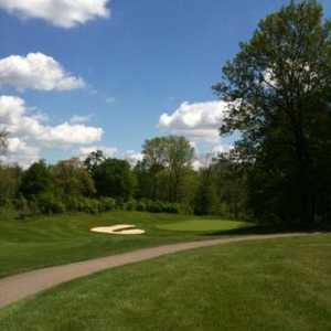 Shaker Run GC - Lakeside: #7