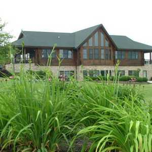 Indian Ridge GC: Clubhouse
