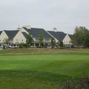 Fowler's Mill GC: Clubhouse