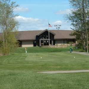 Oakhaven GC: clubhouse &amp; #16
