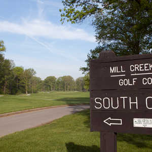 South at Mill Creek Park GC