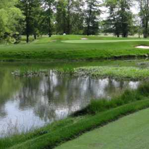 West at New Albany CC: #7