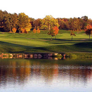 Deer Ridge GC; #17
