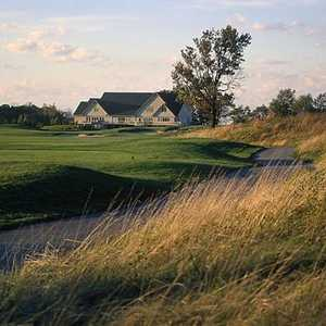 Stone Ridge GC: clubhouse