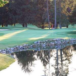 Pine Lakes GC: #16
