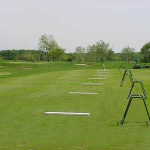 Clover Valley GC: driving range