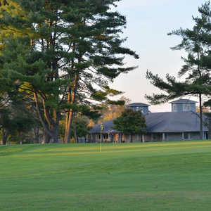Twin Run GC: Clubhouse