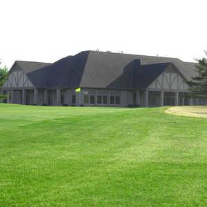 Mentel Memorial GC: clubhouse