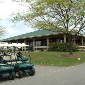 Deer Creek State Park GC: clubhouse